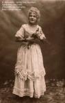 Н. Кузьмина - артистка театра. Кременчуг 1924 год - фото 926