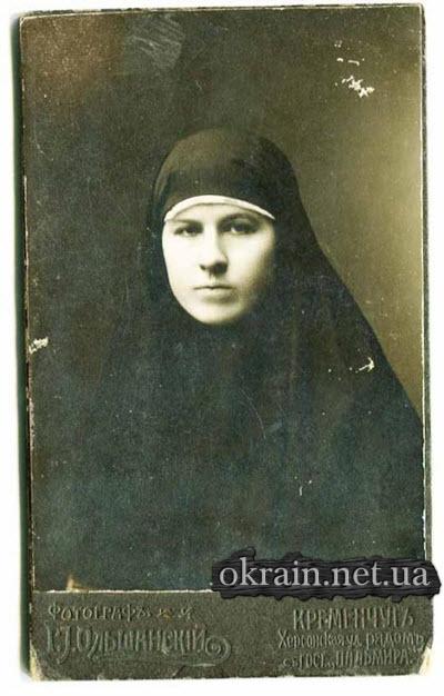 Фотограф Г.Ольшанский «Монашка» - фото 1380