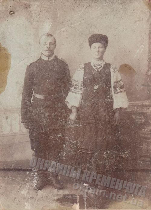 «Военный с женой» фотограф Тагрин Кременчуг — фото №1693