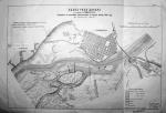 План реки Днепр у города Кременчуга 1891 год - карта 792