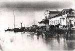 Вид набережной в Кременчуге 1877 год - фото 844