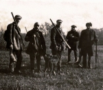 Охотники в районе Псла осень 1933 года - фото 636