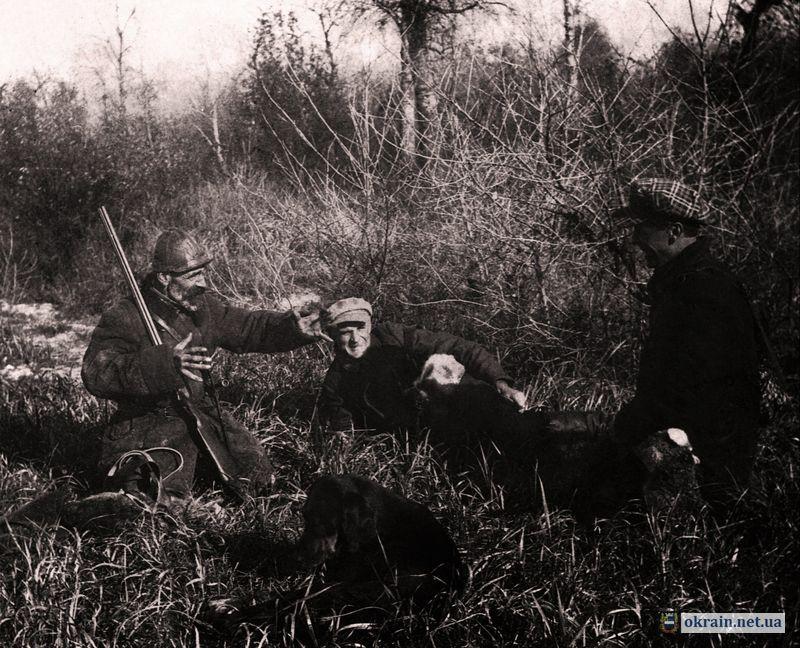 Охотники на отдыхе - фото 638