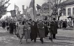 Демонстрация в Крюкове на 1 мая 1961 года - фото 113