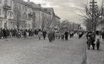 Демонстрация в Крюкове (район моста) 1 мая 1961 года - фото 114