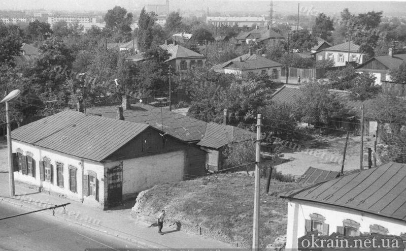 Нагорная часть города Кременчуга - фото 650