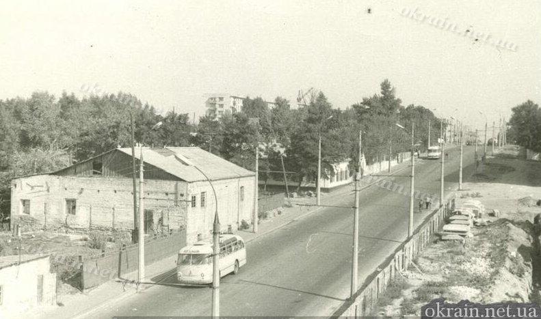 Нагорная часть города Кременчуга - фото 652