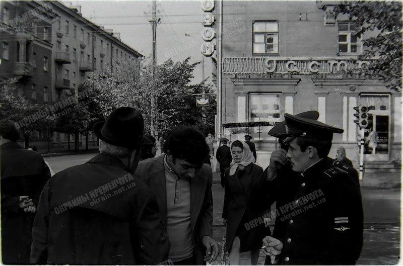 Курсанты Кременчугского Летного училища 1978 год - фото №1789