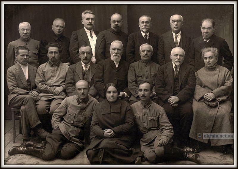Богаевский О.Т. в Кременчуге 1925 год