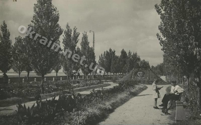 Бульвар на набережной - фото 1643
