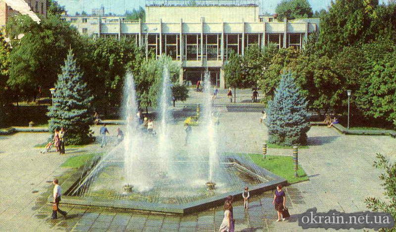 Пентагон. Кинотеатр Большевик. Центр города Кременчуг - фото 149