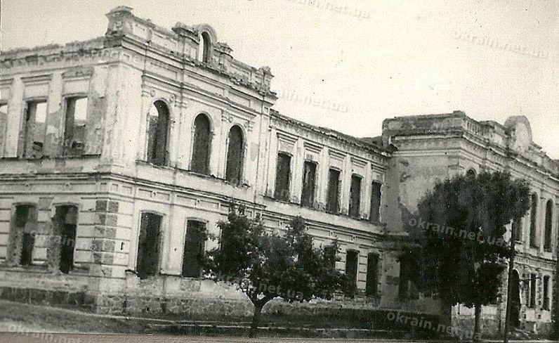 Здание Александровского Реального училища  фото 1665