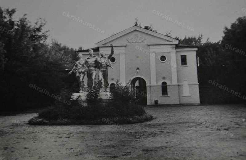 Летний кинотеатр в Крюкове, парк КВСЗ