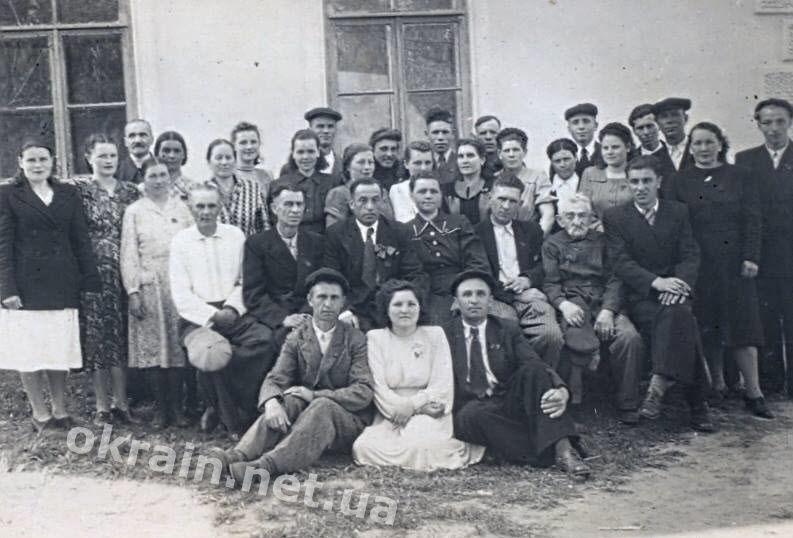 Работники д.о. цеха Кременчугского ДОКа - фото 1661
