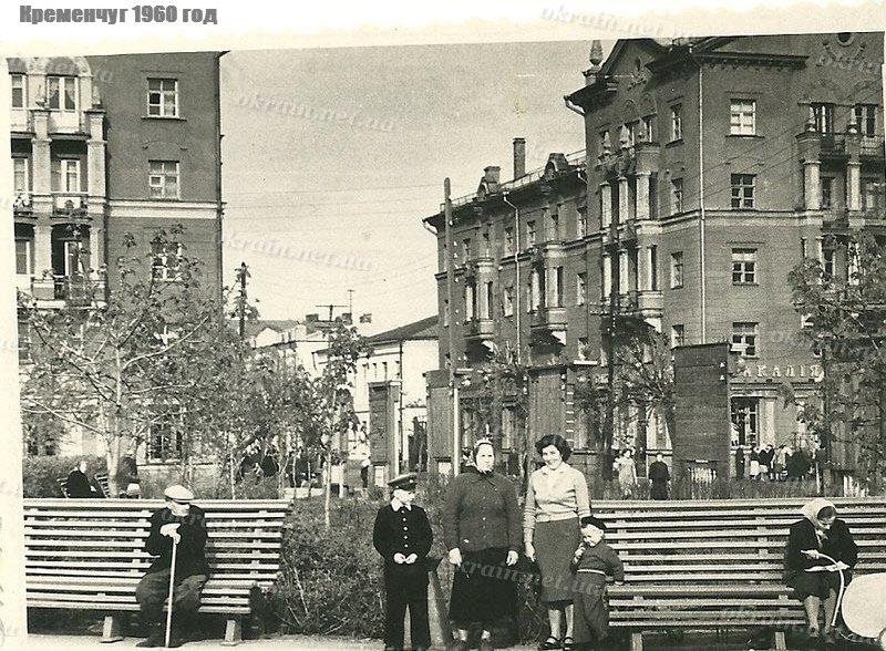 Фотография сделанная в центральном сквере в Кременчуге