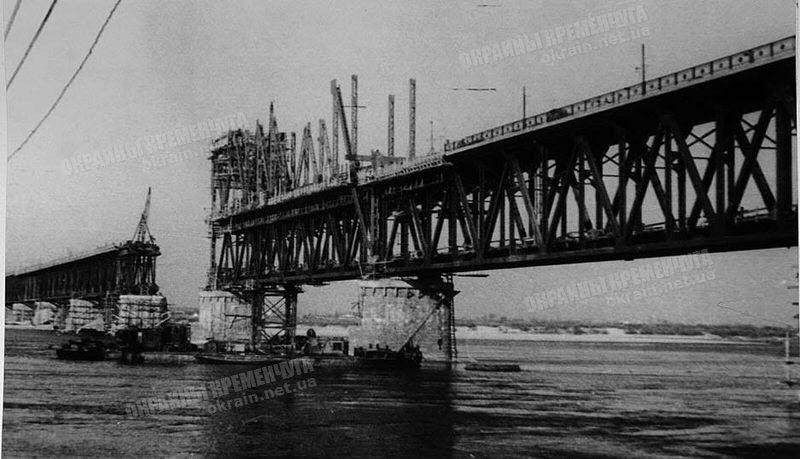 Строительство моста - фото №1786