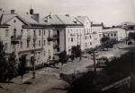 Улица Карла Либкнехта в Крюкове 1957 год - фото №1787
