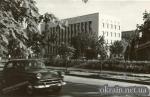 Улица Пушкина в Кременчуге 1966 год - фото 411