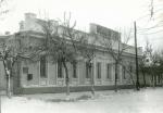 Общий вид дома партийного кабинета РК КП(б)У в Кременчуге. 13 февраля 1963 года. - фото 408