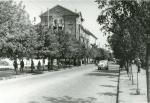 Проспект Ленина в Кременчуге 20 октября 1958 года - фото 396