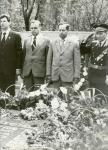 Возложение цветов на Братскую могилу в Кременчуге - фото 389