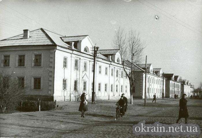 Улица Карла Либкнехта в Крюкове - фото 398