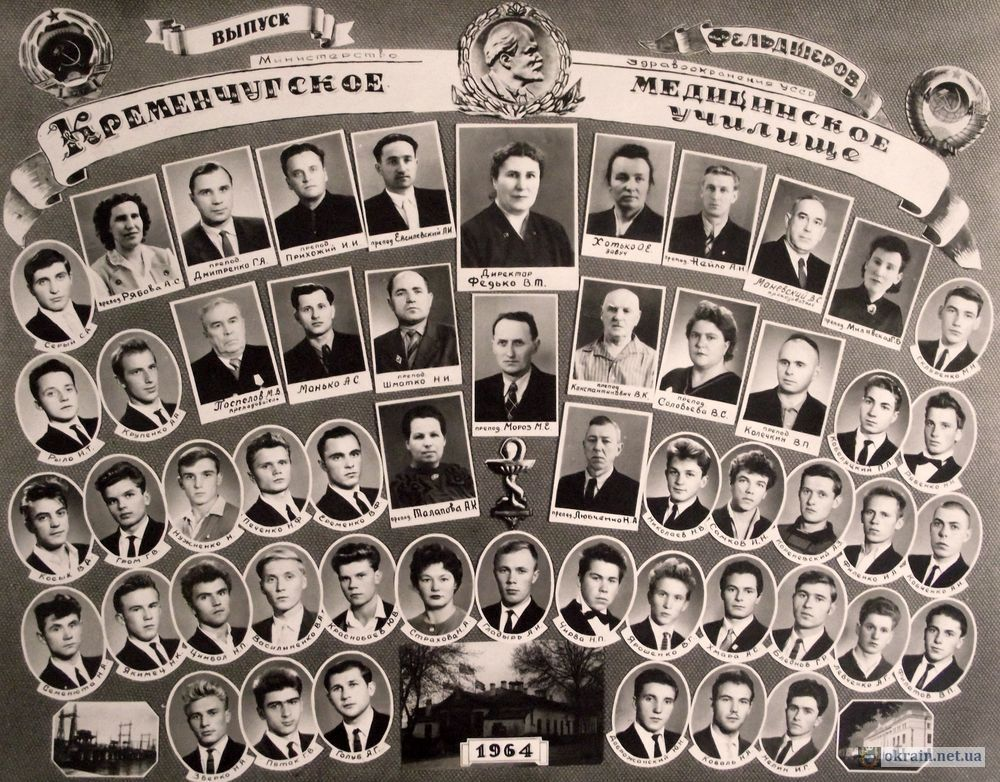 Кременчугское медицинское училище