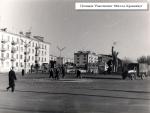Площадь «Революции» в Кременчуге. 1964 год. - фото 1349