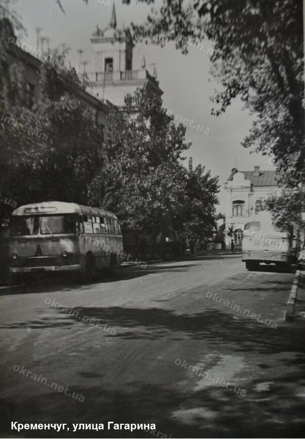 Улица Гагарина в Кременчуге - фото 1624