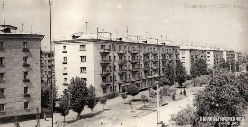 Бульвар Пушкина 1964 год - фото № 1879