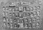 Выпускники 8-а класса Кременчугской восьмилетней школы № 1. 1965 год - фото 1376