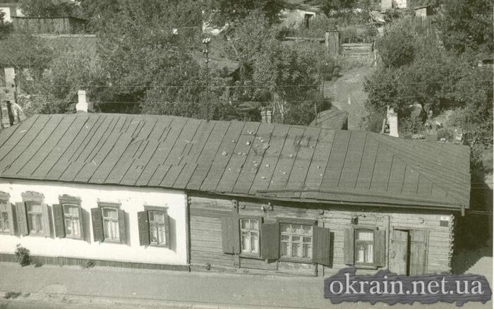 Нагорная часть города Кременчуга. Дом № 67 - фото 439