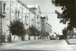 Пересечение улицы Пролетарской и Октябрьской в Кременчуге. 1958 год. - фото 413