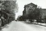 Проспект Ленина в Кременчуге. 20 октября 1958 года - фото 414