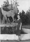 Скульптура «Олени» в Приднепровском парке - фото 427