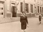 Улица Ленина в 50-60 года, напротив Дома Офицеров - фото 433