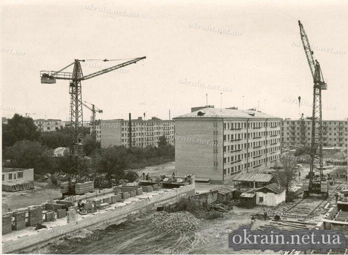 Застройка центра города Кременчуга после войны - фото 421