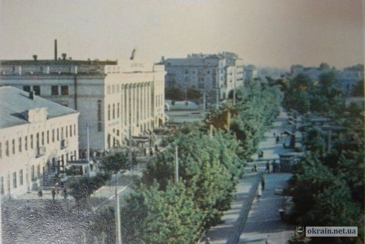 Улица Ленина в Кременчуге - фото 720