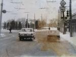 Район Ж.Д. вокзала в Кременчуге 1973г - фото 698