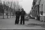 Улица К. Либкнехта, д.23. Крюков-на-Днепре. 1979 год. - фото 1162