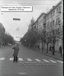 Перекресток улиц Ленина и Шевченко. Кременчуг 1979 год - фото 1175