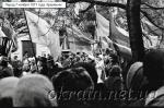 Парад в Кременчуге 7 ноября 1977 года. ул. Ленина - фото 1188