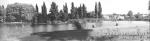 Панорама озера Гарячка в Кременчуге 1973 год - фото №1810