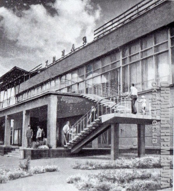 Ресторан «Хвиля» Крюков-на-Днепре - фото №1728