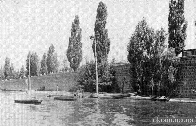 Набережная Днепра в Кременчуге - фото 648