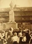 Памятник Ленину напротив дворца культуры «Дормаш» - фото 583