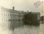 Наводнение в Кременчуге 1931 год. Казармы 75 стрелкового полка. - фото 301