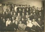 Работники Кременчугского отделения коммунального хозяйства. 1936 год. - фото 298