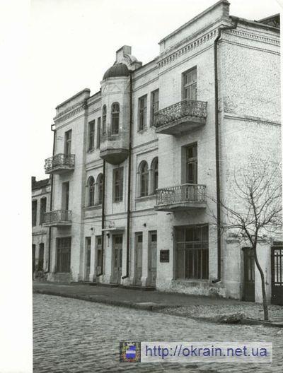 Жилой дом по ул. Карла Маркса  1935 год. - фото 315
