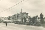 Новостройки на углу улиц 60 лет Октября и Киевской в Кременчуге. 1958 год. - фото 312